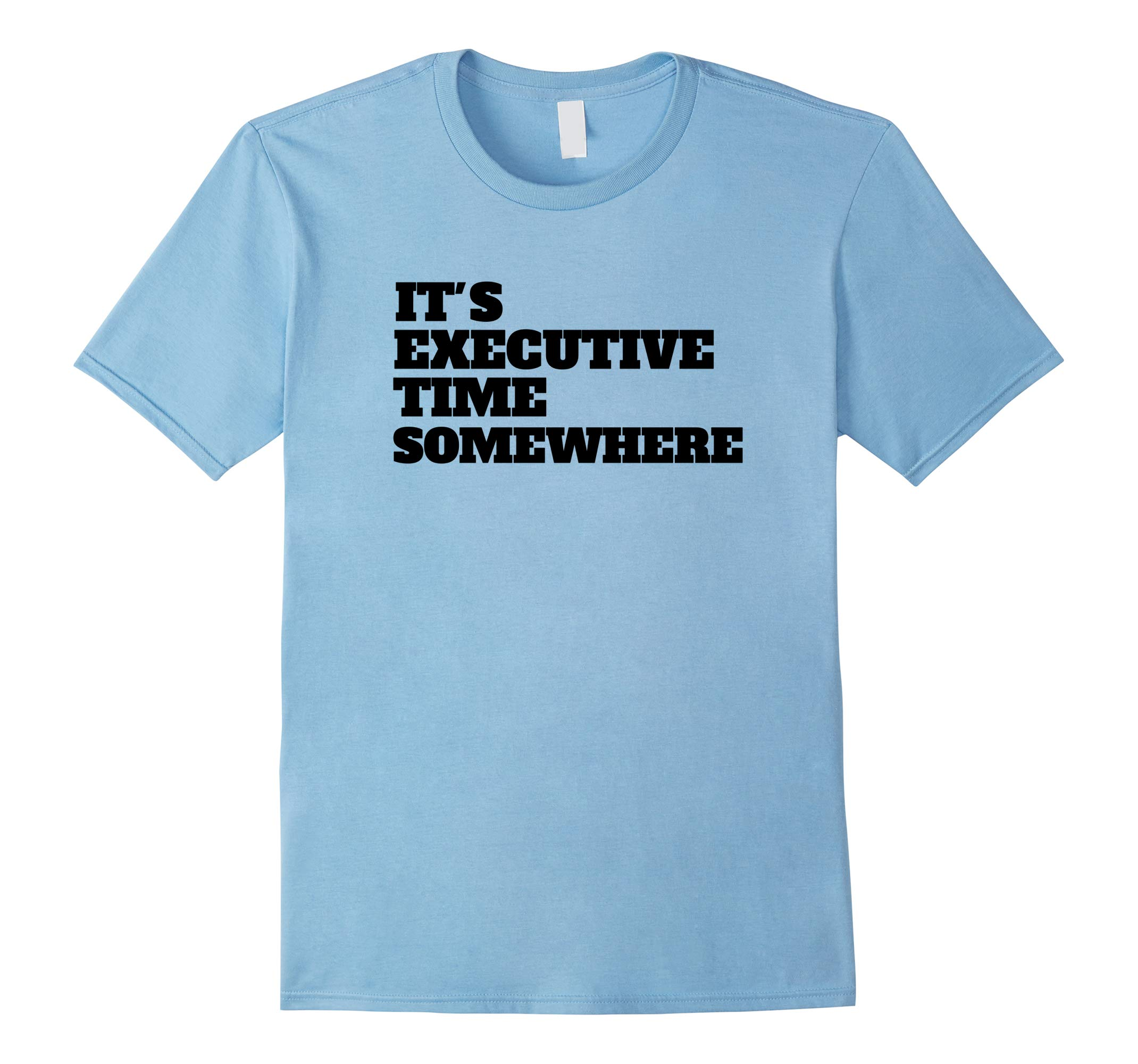 Anti-Trump T-Shirt - Executive Time-RT