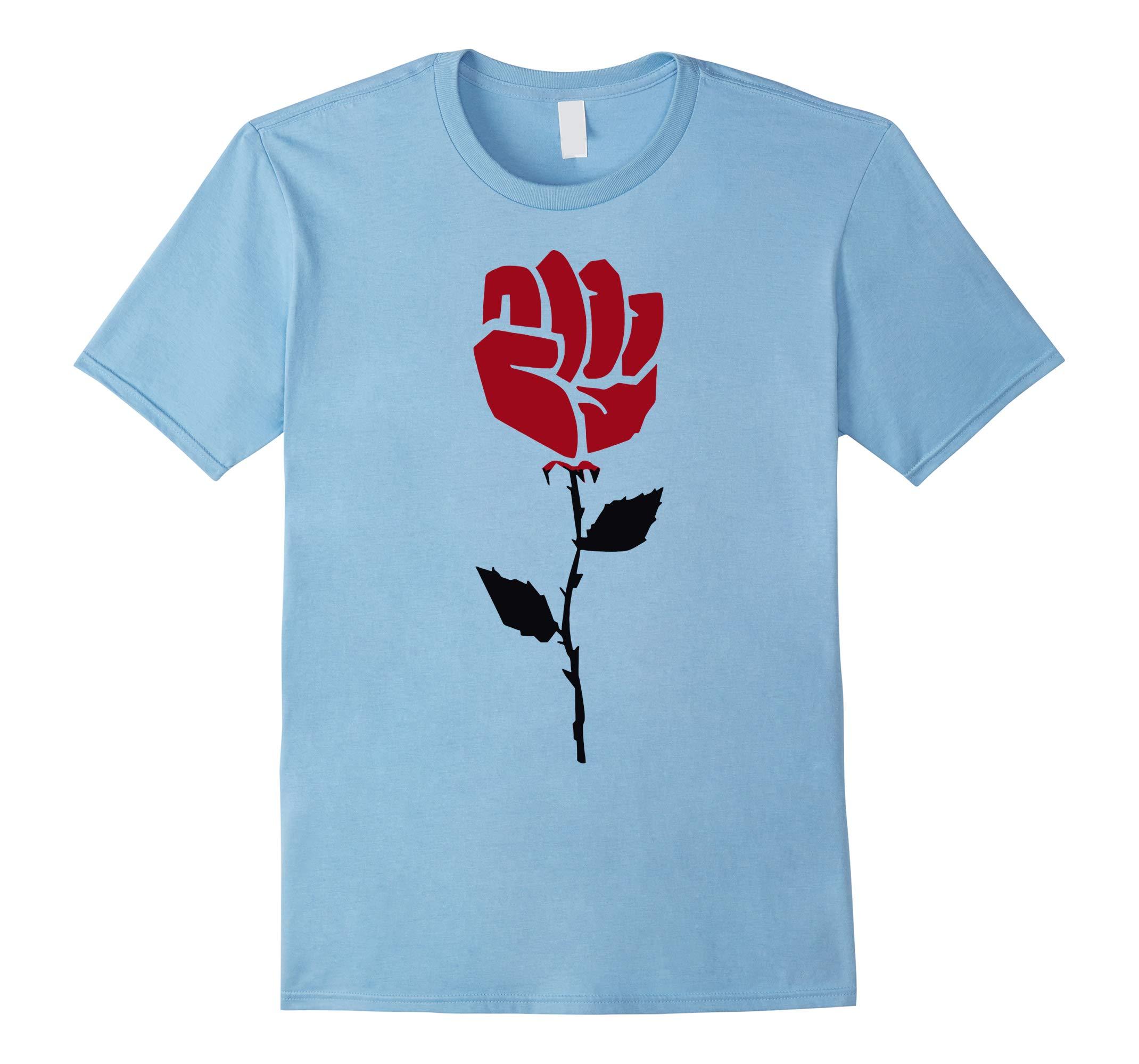 Resist Rose T-Shirt-RT