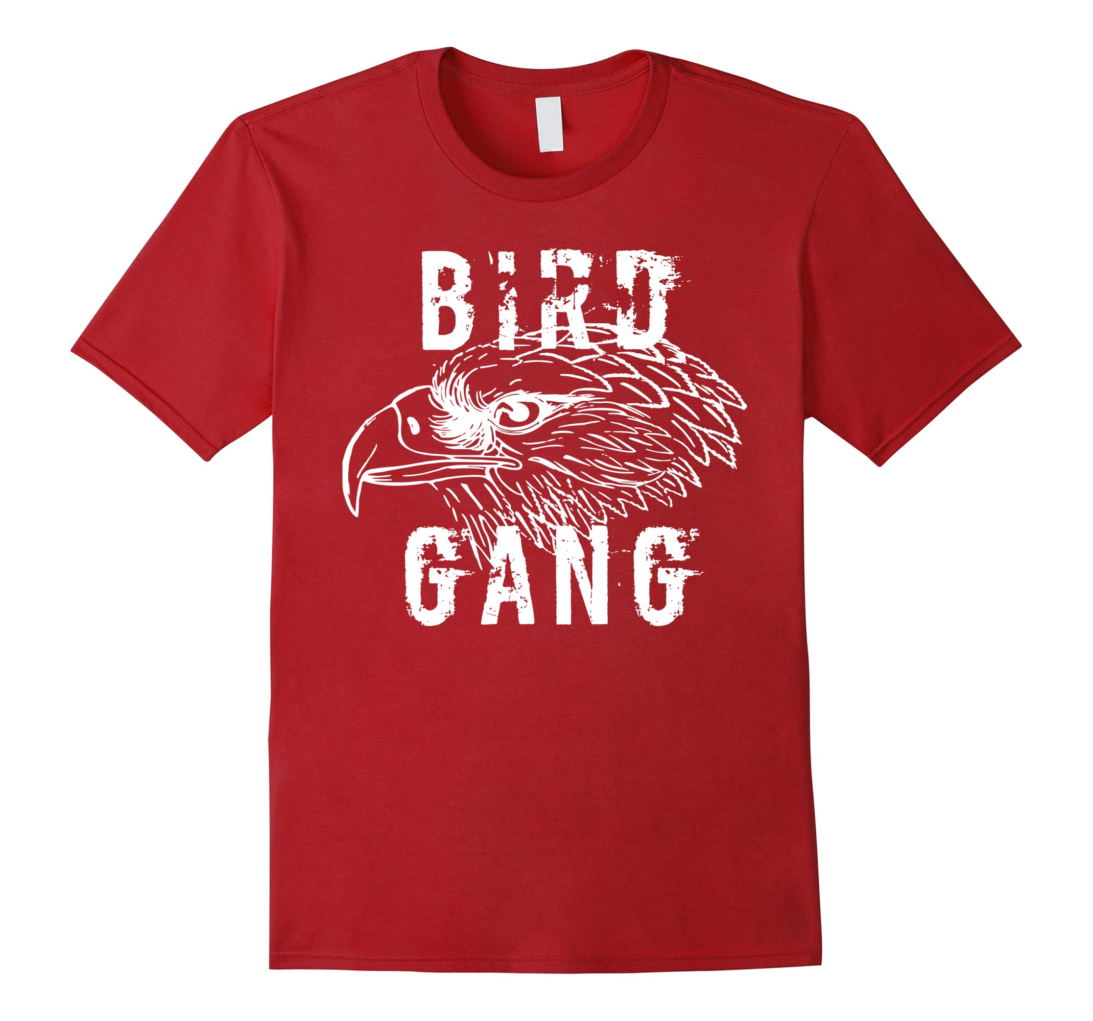 Bird Gang Eagle Tee Shirt Philadelphia Underdogs Shirt-RT