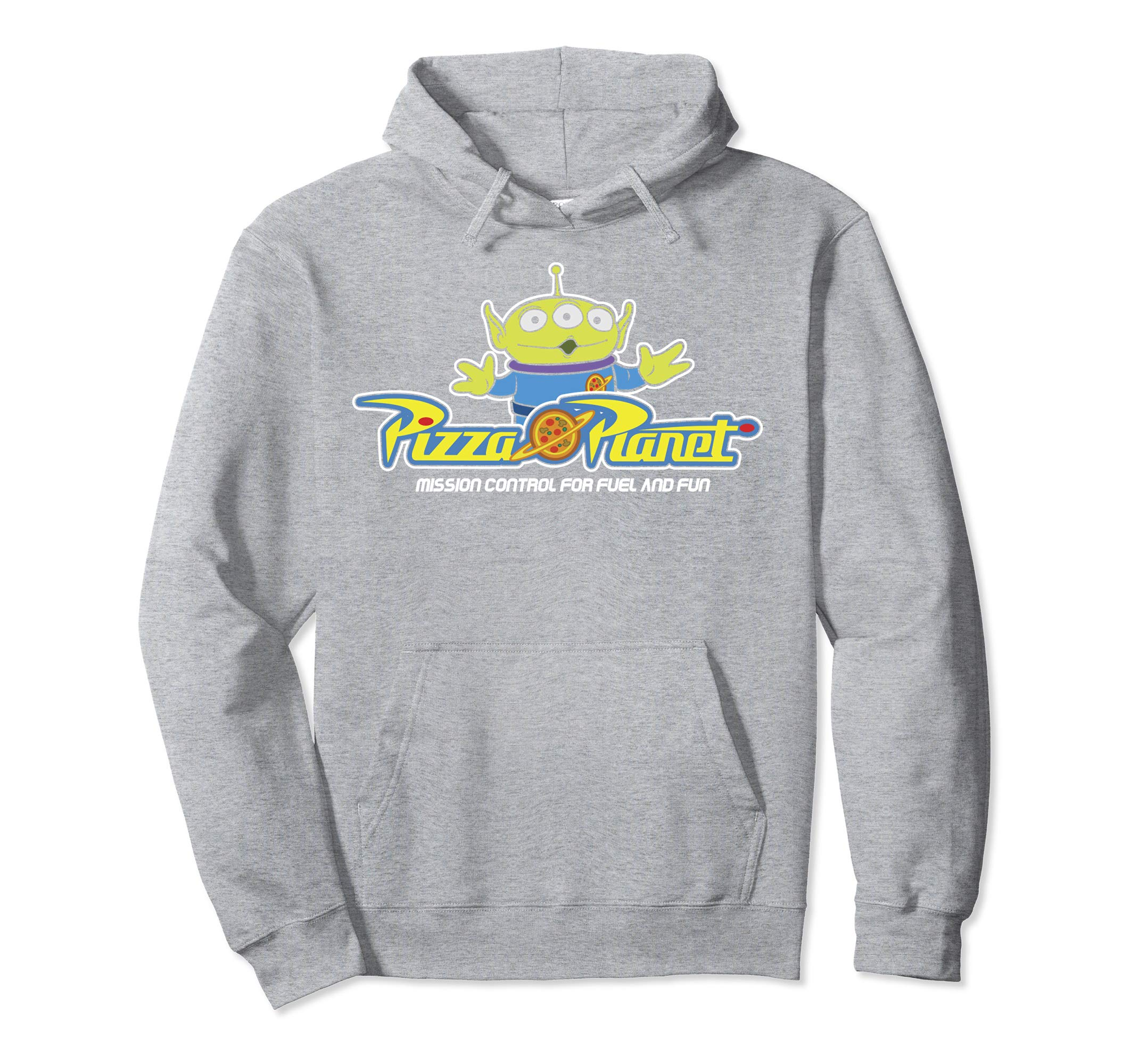 Pixar Toy Story Alien Pizza Planet Classic Hoodie-azvn