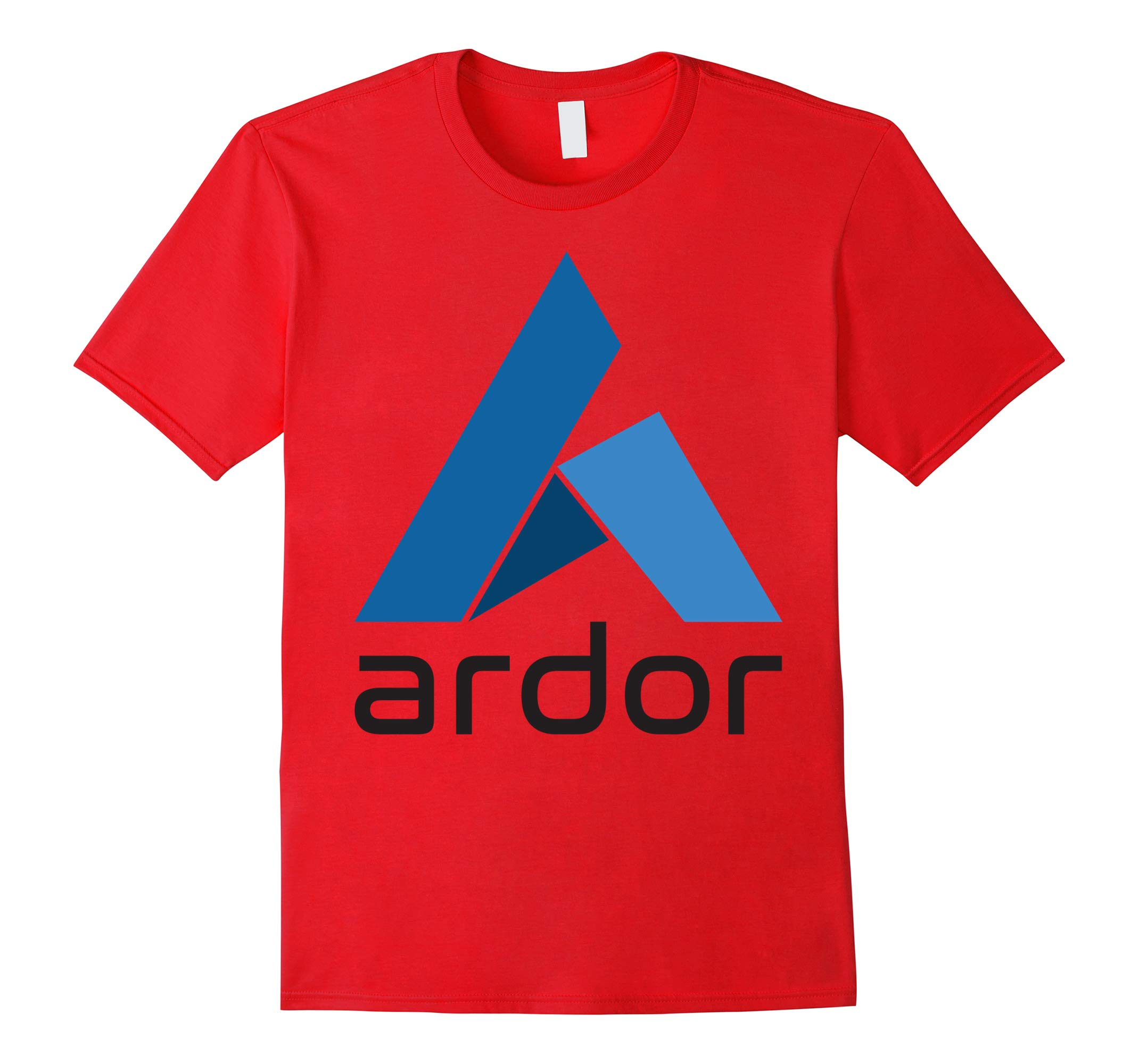 Ardor ARDR Logo Cryptocurrency T-Shirt-RT