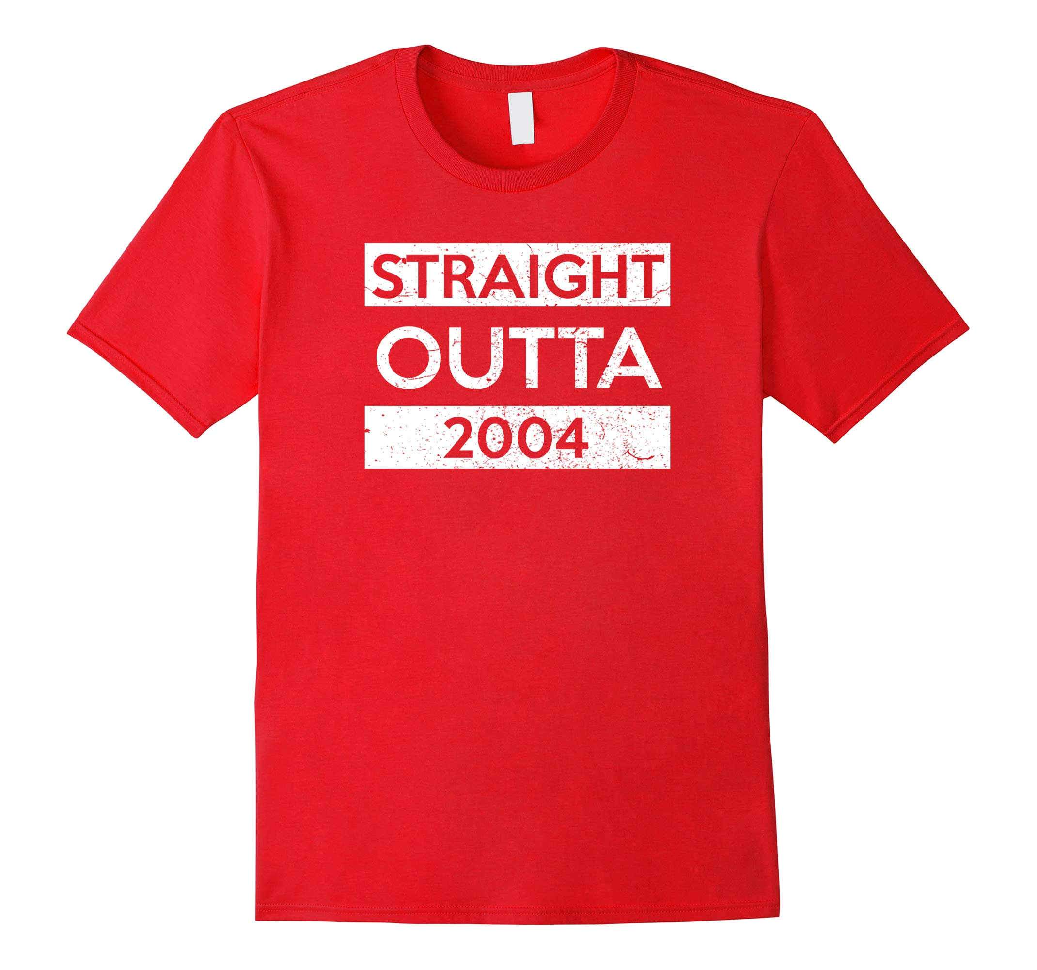 13th Birthday T-Shirt Funny Age 13 For Born In 2004-RT