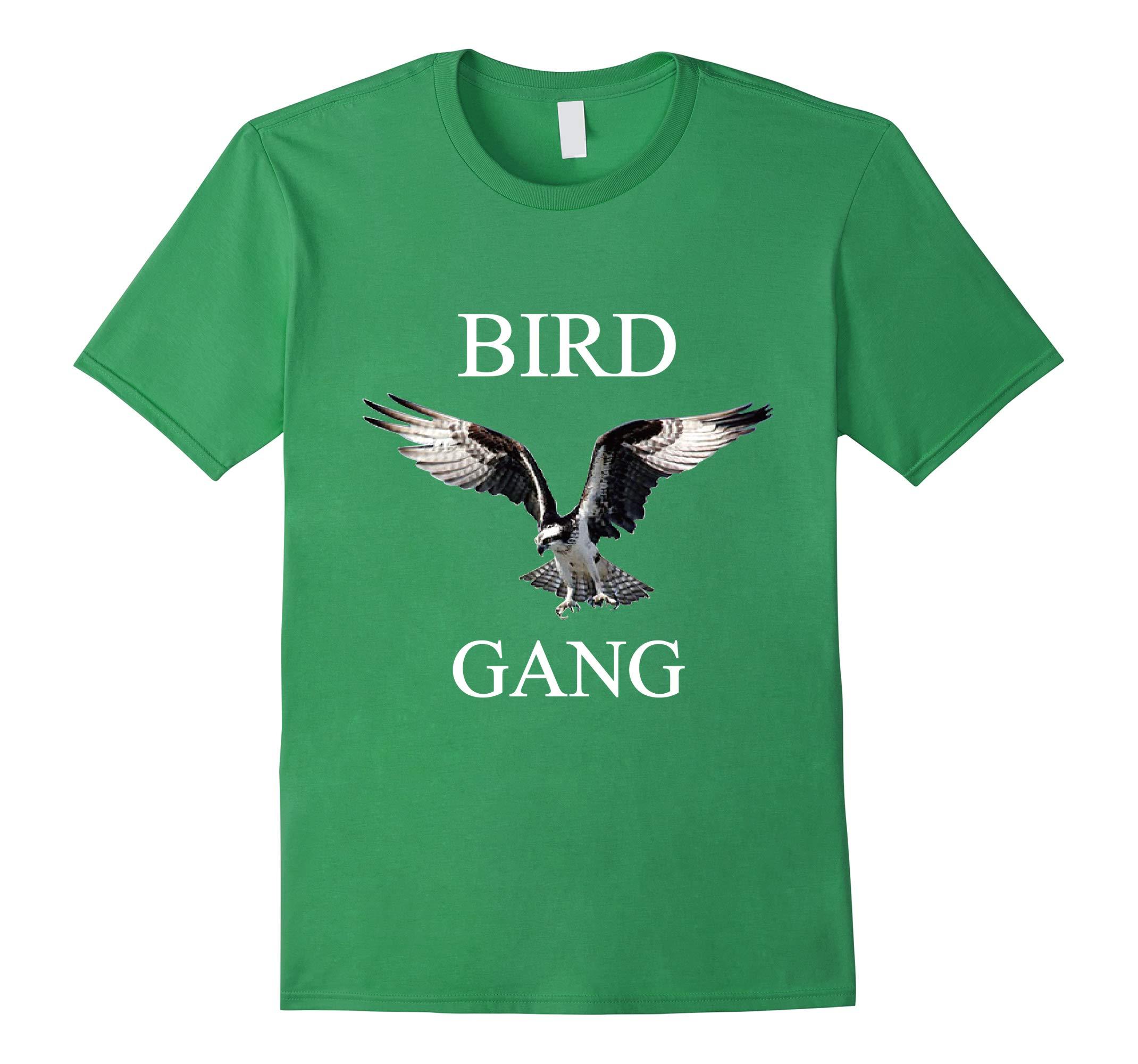 Bird Gang Eagle T-Shirt-RT