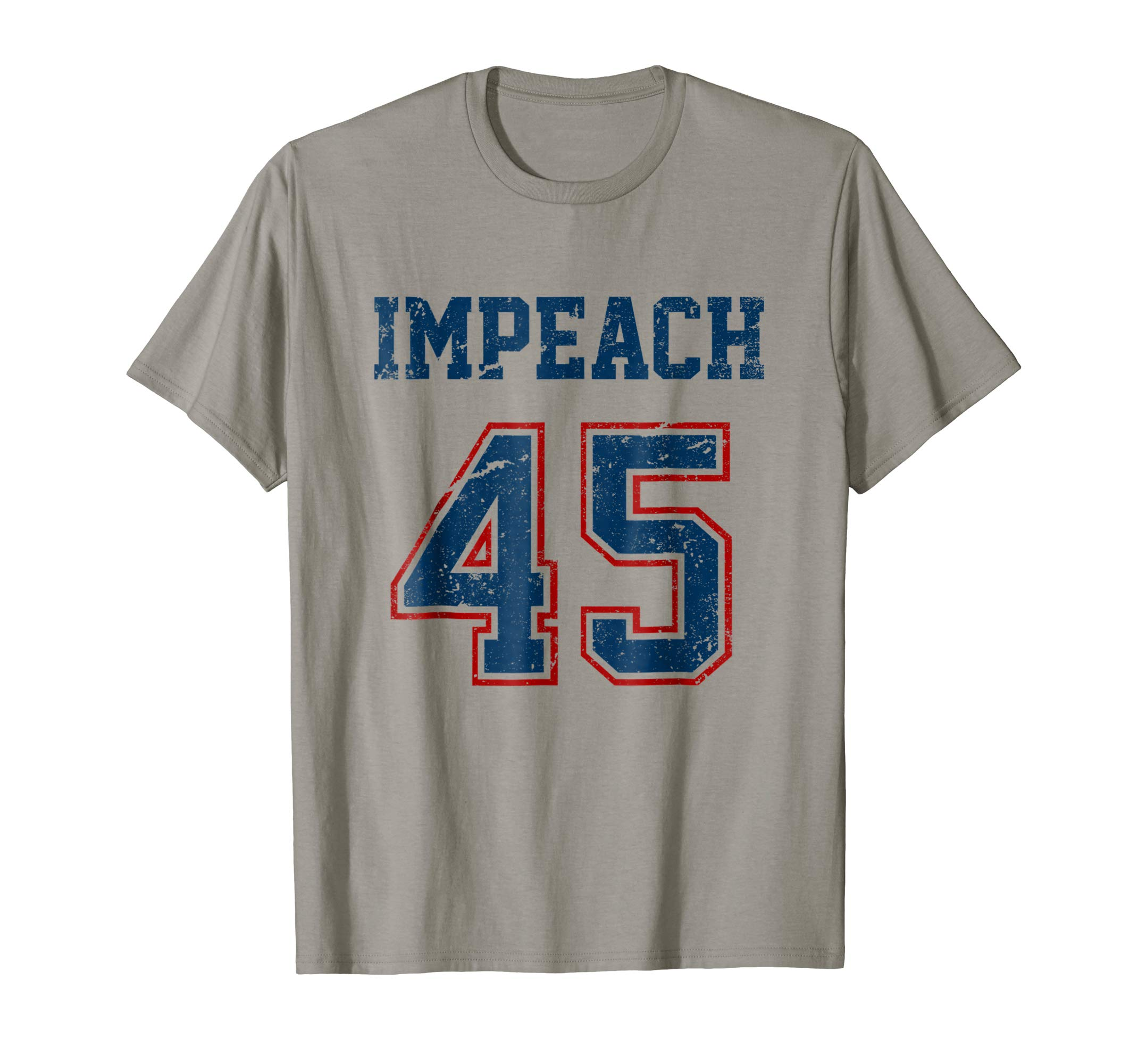 Impeach 45 Impeach Trump T-Shirt Vintage-ln