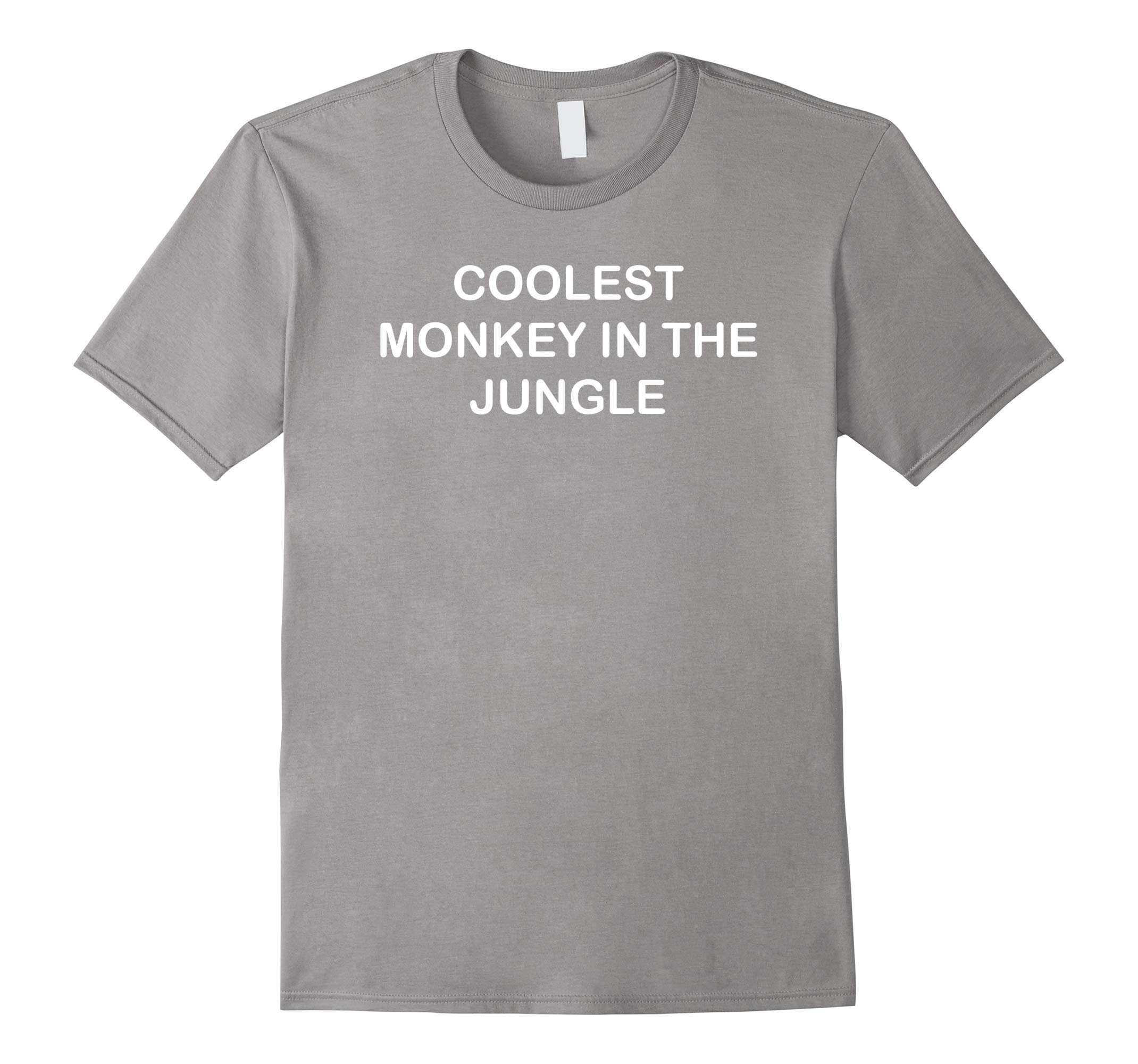 Coolest Monkey in the Jungle Kids & Adult sizes-RT