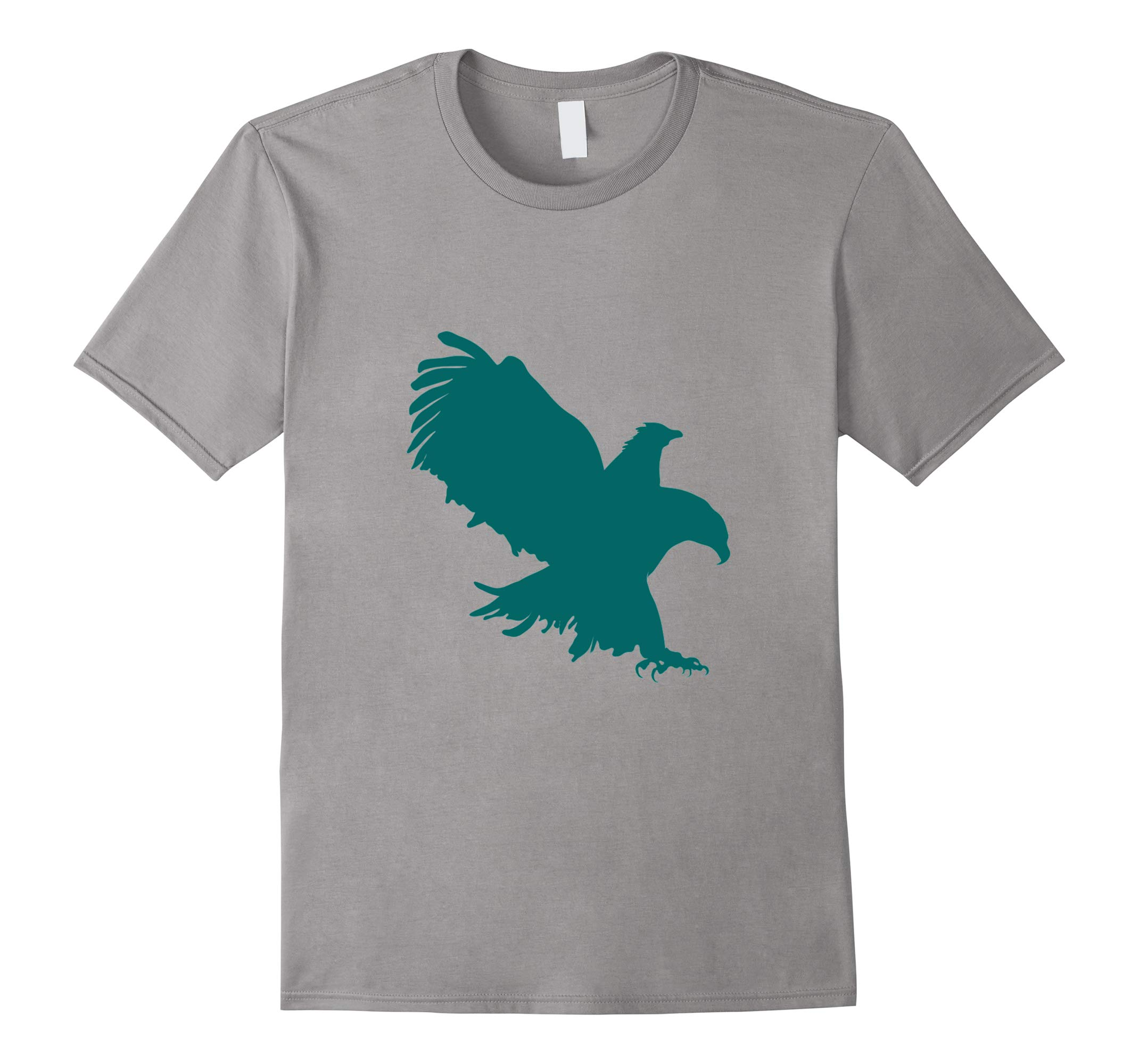 Bald Eagle Silhouette T-Shirt-RT