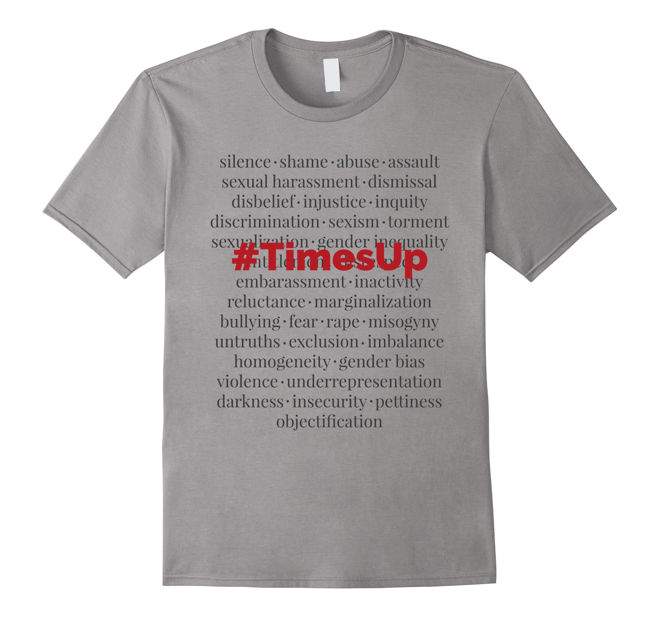 #TimesUp Above the Noise Graphic T-Shirt - Unisex, Time's Up-RT